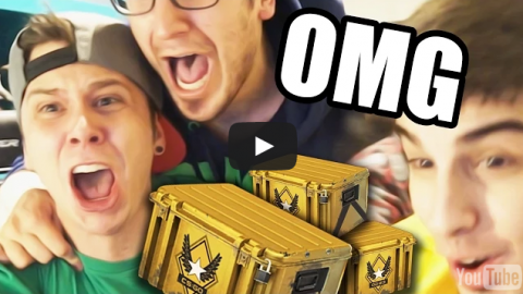 El rubiusOMG ha vuelto, esta vez nos presenta la caja legendaria