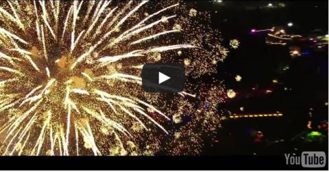 y este es el TOMORROWLAND festival, video promoción de 2015