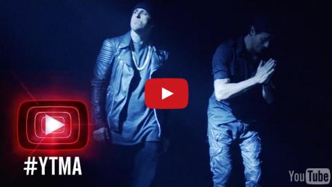 Nicky Jam y Enrique Iglesias, El perdón